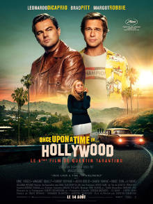 Once upon a time... in Hollywood (en VOST)