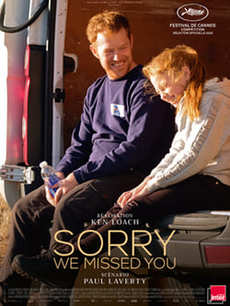 Sorry we mised you (VO)