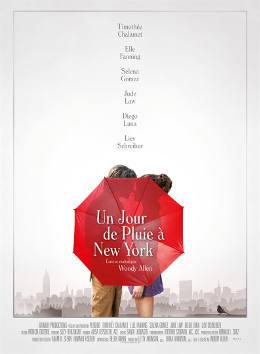 Un jour de pluie à New-York